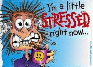 strip stress